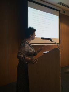 Slađana Štrkalj Ivezić prezentirala je o konceptu oporavka