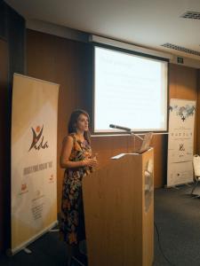 Marina Mirčeta Mikulić govorila je o izazovima probacijske službe u radu s osuđenicima s problemima ovisnosti