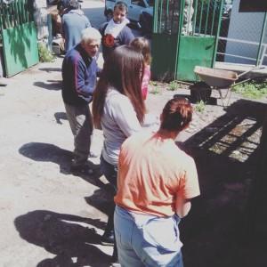 Volonteri Katoličkih Scouta štićenik Doma Turnić volonteri Udruge Vida